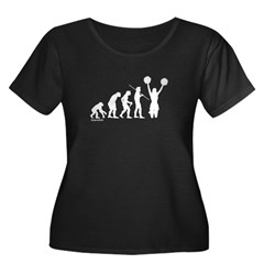 Cheerleader Evolution T