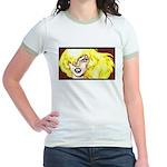Femme Fatale Jr. Ringer T-Shirt