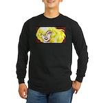 Femme Fatale Long Sleeve Dark T-Shirt