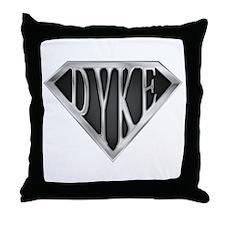SuperMedalist(metal) Throw Pillow