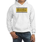 Re-Elect Reagan Hooded Sweatshirt