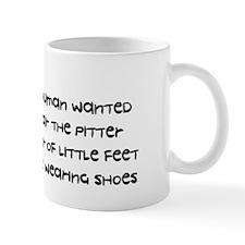 Child-Free Kitty Cat Mug