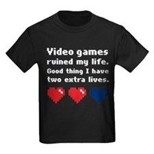 Video Games Ruined My Life. T
