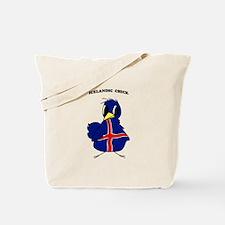 Icelandic Chick Tote Bag