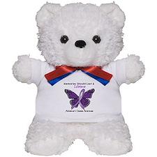 AD Lifetime Teddy Bear