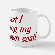 Own Seat Mug