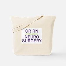 OR RN Neuro Tote Bag