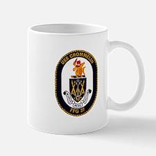 USS Crommelin FFG-37 Mug