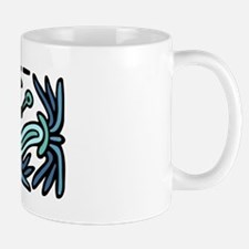 Tribal Feathered Serpent Mug