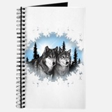 Funny Wolves Journal