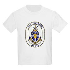 USS Fletcher DD-992 T-Shirt