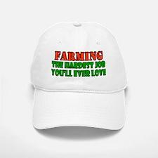 Farming..... Baseball Baseball Cap