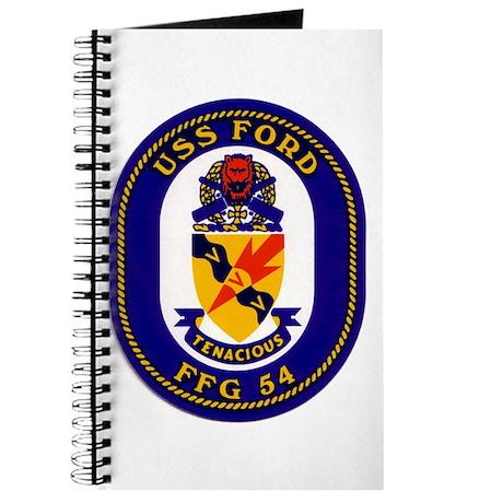 USS Ford FFG-54 Journal