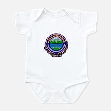 USS Greeneville SSN-772 Infant Bodysuit
