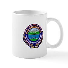 USS Greeneville SSN-772 Mug