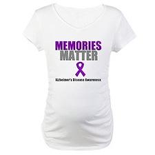 Alzheimers Memories Matter Shirt
