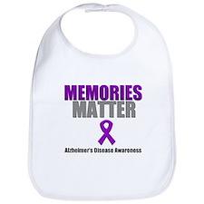 Alzheimers Memories Matter Bib