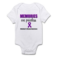 Alzheimer's Memories Priceless Infant Bodysuit