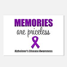 Alzheimer's Memories Priceless Postcards (Package