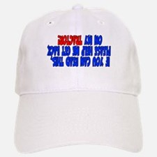 If you can read this TRACTOR Baseball Baseball Cap