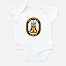 USS O'Kane DDG-77 Infant Bodysuit