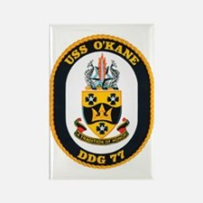 USS O'Kane DDG-77 Rectangle Magnet