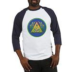Masonic Acacia Circle Baseball Jersey