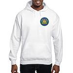 Masonic Acacia & Pyramid Hooded Sweatshirt