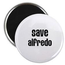 Save Alfredo Magnet