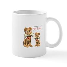 Dogs Big Sister Mug