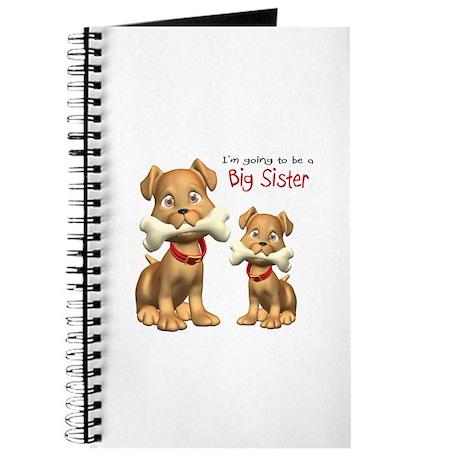Dogs Big Sister Journal