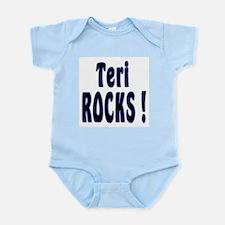 Teri Rocks ! Infant Creeper
