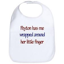 Peyton Has You Bib