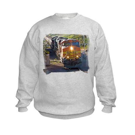 Unit Train Kids Sweatshirt