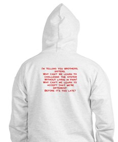 Madonna for President Hoodie