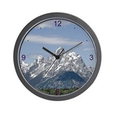 Teton Little Cloud Wall Clock