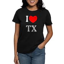 """""""I Love Texas"""" Tee"""