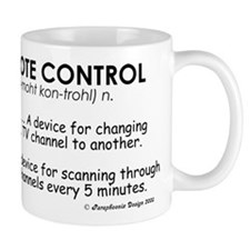 Meaning of Remote Control Mug