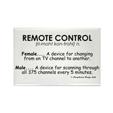 Meaning of Remote Control Rectangle Magnet