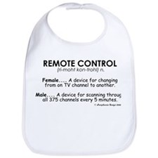 Meaning of Remote Control Bib