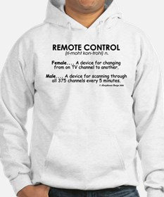 Meaning of Remote Control Hoodie