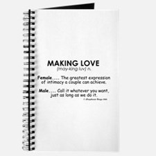 Meaning of Making Love Journal