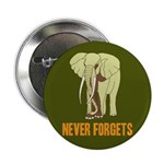 "Never Forgets 2.25"" Button (10 pack)"