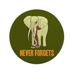 "Never Forgets 3.5"" Button"
