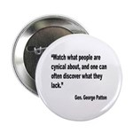 Patton Cynical People Quote 2.25