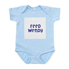 Feed Wendy Infant Creeper