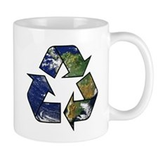 Recycle Earth Mug
