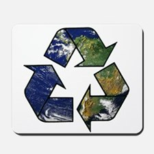 Recycle Earth Mousepad