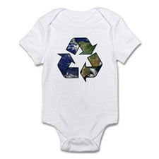 Recycle Earth Infant Bodysuit