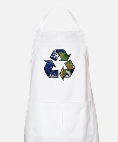 Recycle Earth BBQ Apron